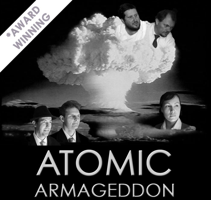 Atomic Armageddon : The Movie